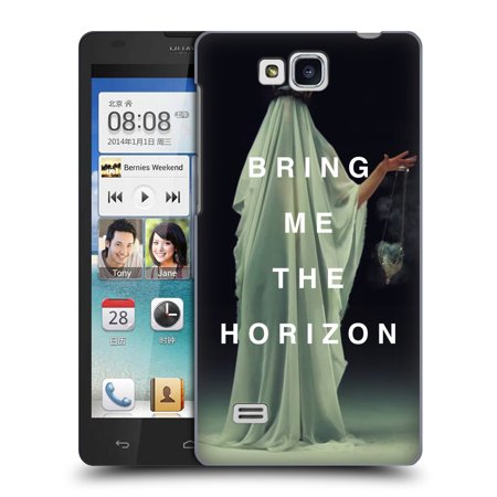 Official Bring Me The Horizon Key Art Hard Back Case For Huawei Phones 2