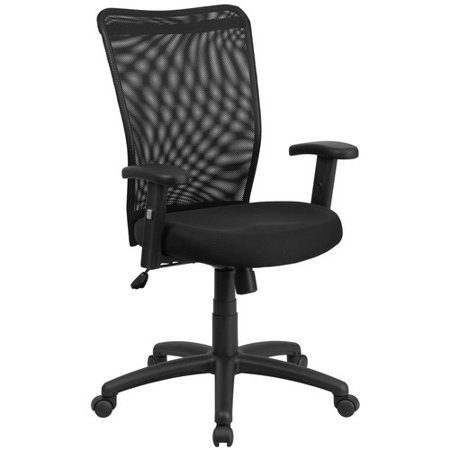 Flash Furniture High Back Mesh Executive Ergonomic Swivel Office Chair With A
