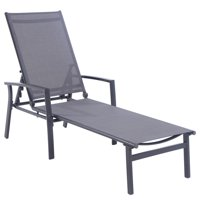 Hanover Naples Outdoor Sling Chaise