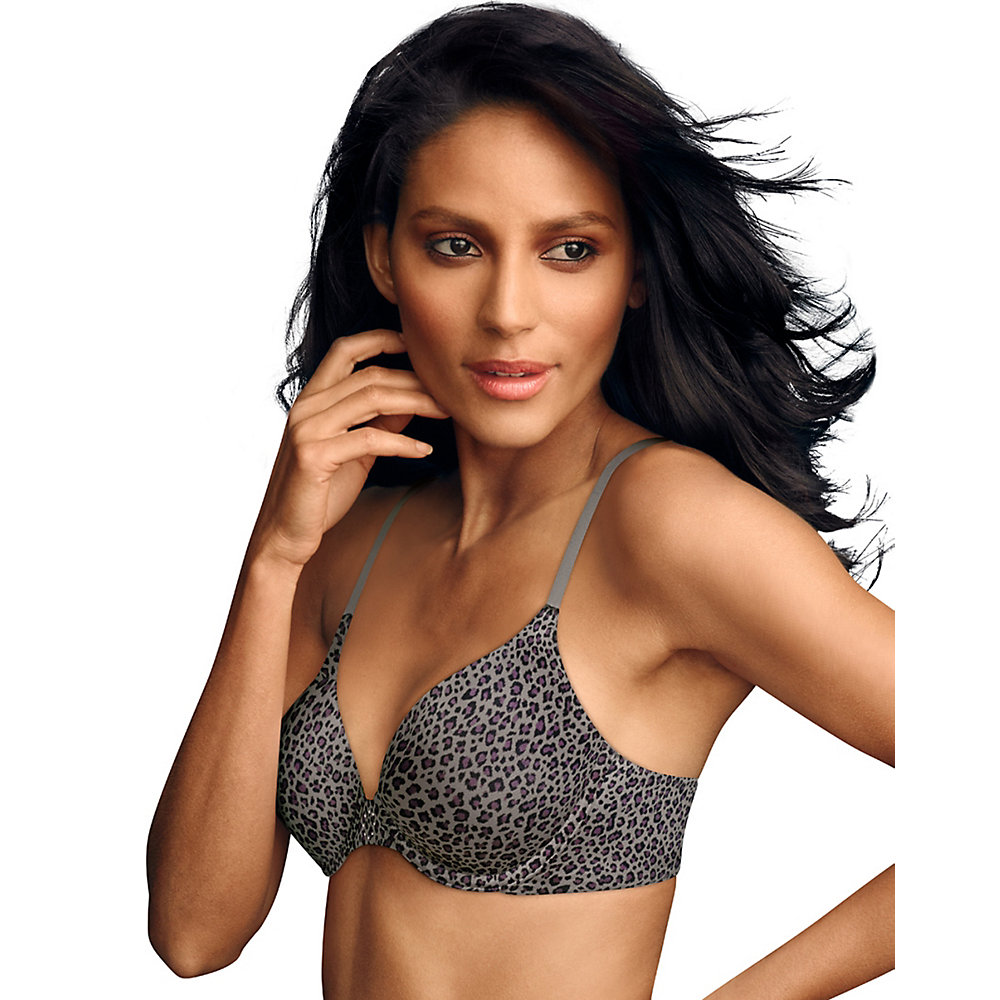 Maidenform Womens Custom Lift Tailored Satin Demi Bra