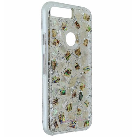the best attitude 08050 38f24 Case-Mate Karat Pearl Slim Case Cover Google Pixel XL 5.5 - Clear ...