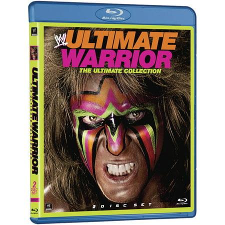 Wwe  Ultimate Warrior  Blu Ray