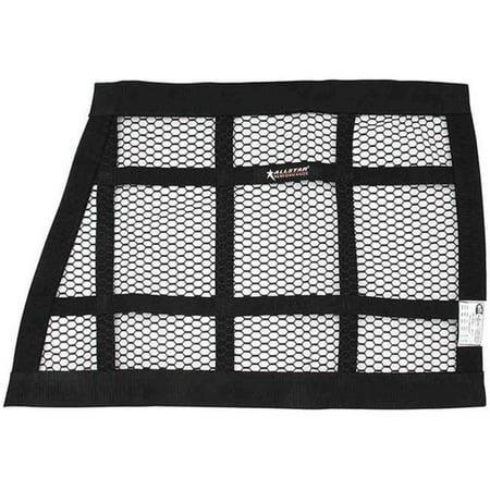 Allstar Performance ALL10214 22 x 27 x 18 in. SFI Mesh Window Nets, Black - image 1 of 1