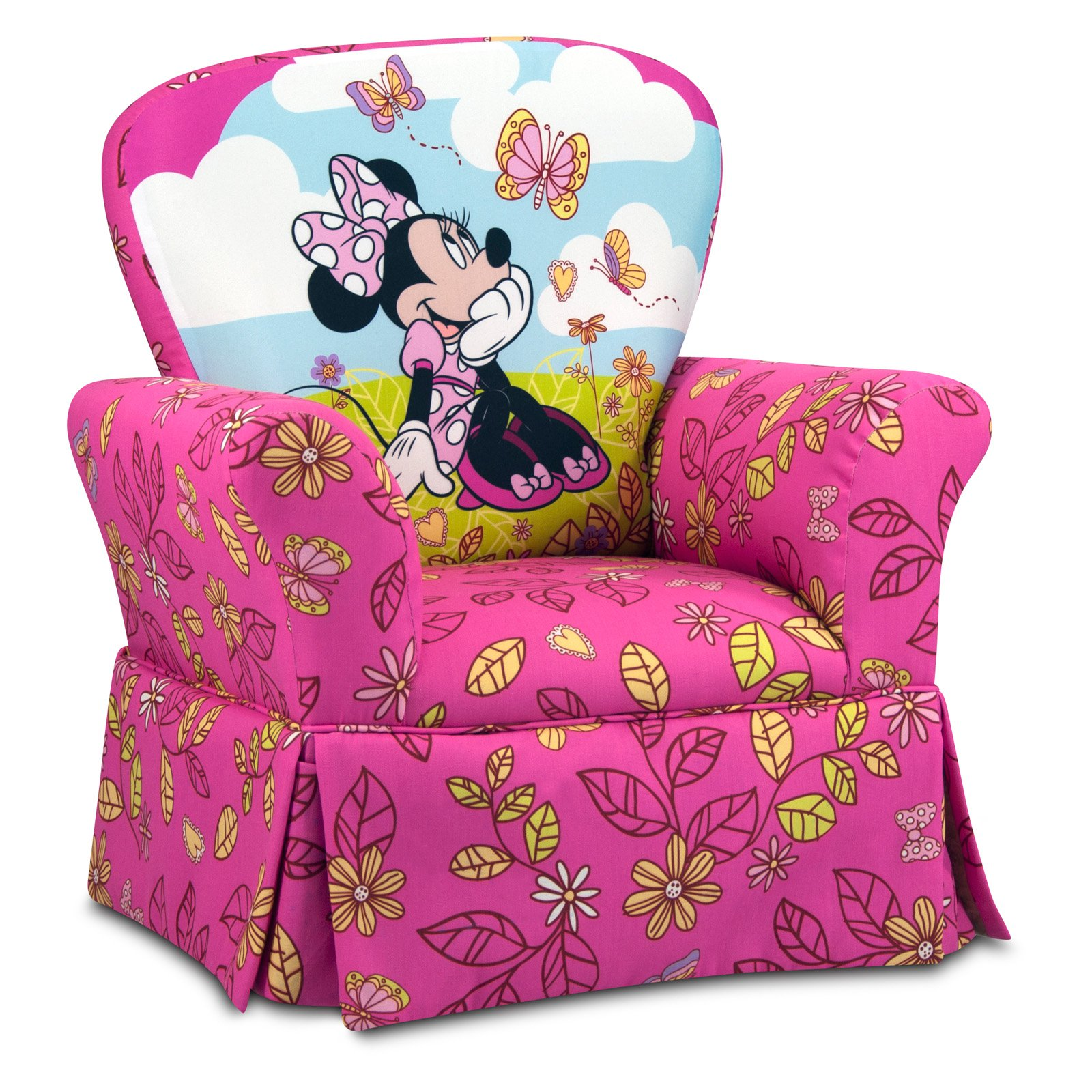 "Disney Mickey Mouse Clubhouse ""Cuddly Cuties"" Skirted Rocker"