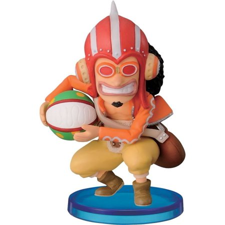 One Piece WCF Fight Collectible Figure