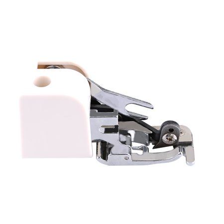 Multifunctional Household Sewing Machine Attachment Accessory Stainless Steel Side Cutter Presser Foot Overlock for Brother Singer