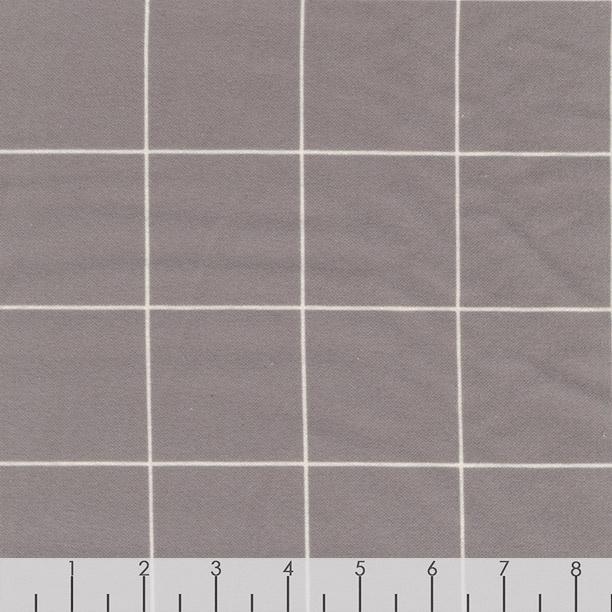 "Free Spirit Fabrics Kaffe Fassett Design Wall Flannel Grid 44"" Wide"
