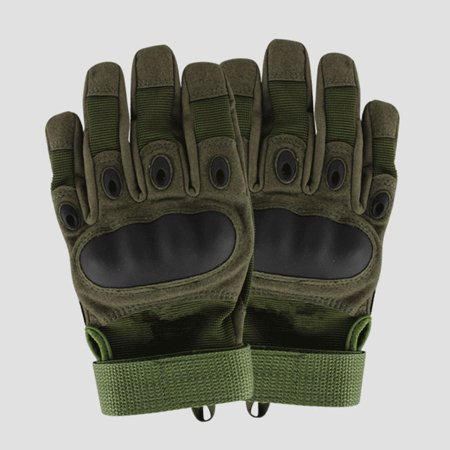 Tactical Gloves Camouflage Military Tactical Airsoft Shooting Hunting Full Finger Gloves Airsoft Electric Lpeg Rifle