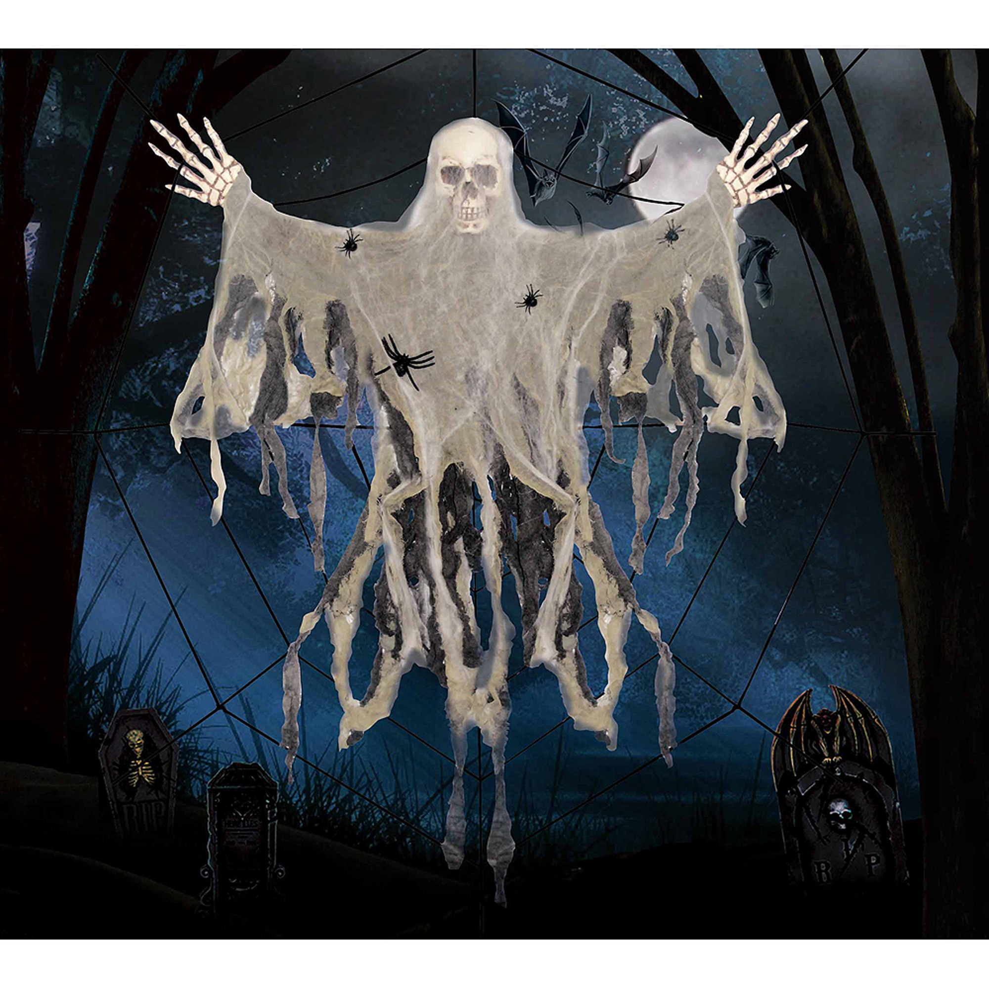 Spider Prey Halloween Decoration