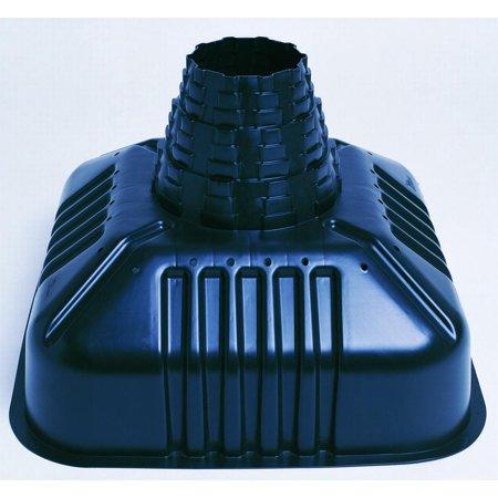 FORM CONCRETE FOOT PLASTC