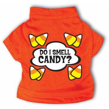 PET T-SHIRT-SMELL CANDY-M - Pet Candy