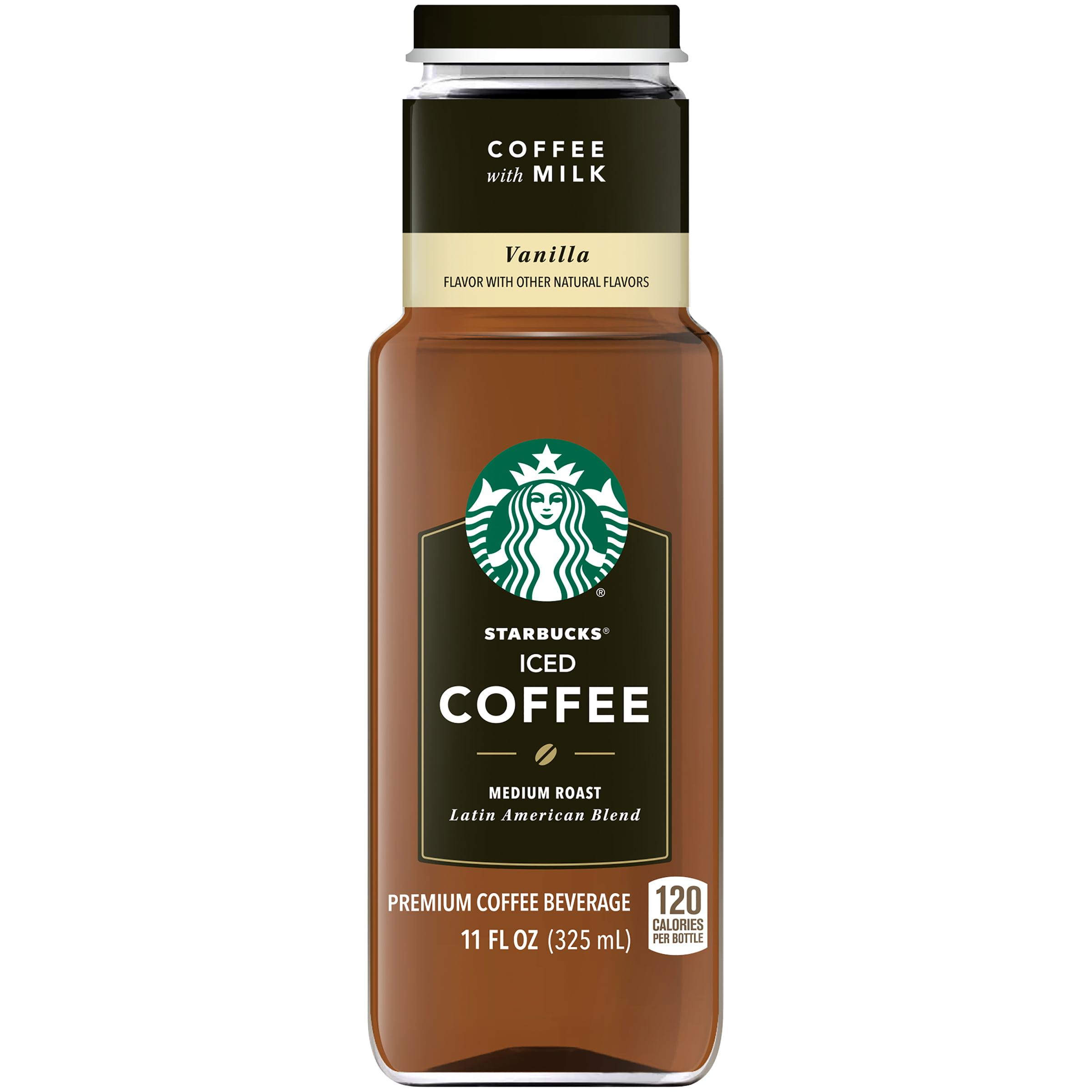 Starbucks Medium Roast Vanilla Iced Coffee, 11 Fl. Oz.