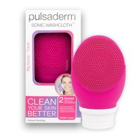 Pulsaderm My Sonic Face Sonic Wash Cloth, Pink