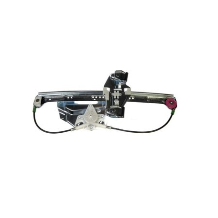 Replacement Rear Driver Side Window Regulator For 00-05 Cadillac DeVille