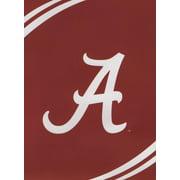 Alabama Crimson Tide NCAA Force Series Raschel Twin Size 60x80 Throw Blanket