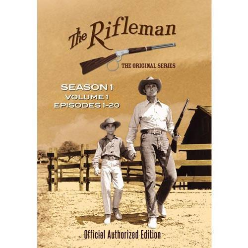 The Rifleman: Season 1 - Volume 1