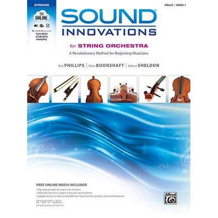 Sound Innovations for String Orchestra, Bk 1