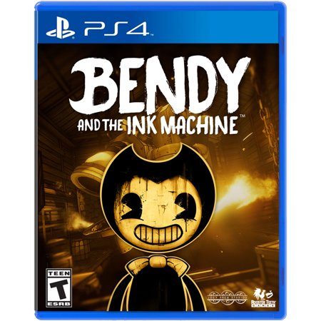 Bendy and the Ink Machine, Maximum Games, PlayStation 4,