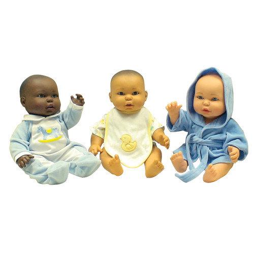 Get Ready Kids Boy Doll Clothes Set (Set of 3)
