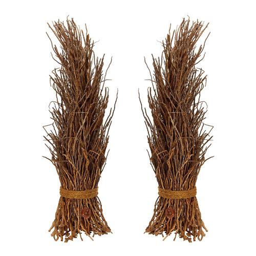 August Grove Coco Twig Sheaf (Set of 2)
