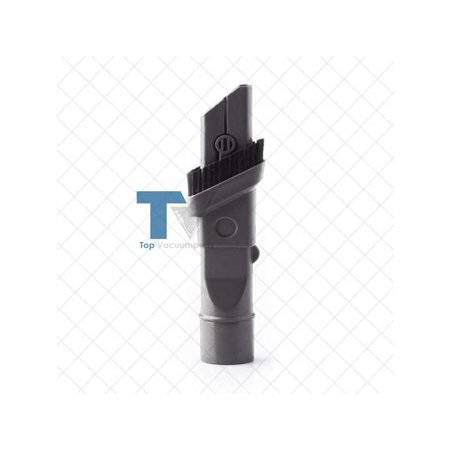 Dusting Brush Crevice Tool - Hoover UH72400 Vacuum Cleaner 2 In 1 Tool Crevice / Dust Brush # 440004083