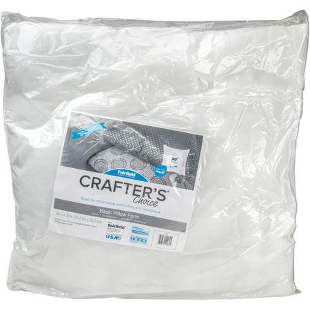 Fairfield Crafter's Choice Pillow Insert-30