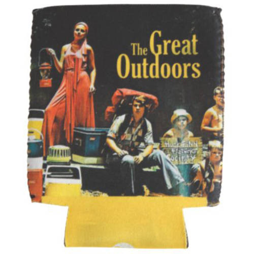 Coleman Throwback Coozie Collection, 4-Pack, Plastic
