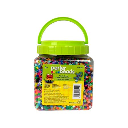 Perler Fused Bead 11000pc Jar
