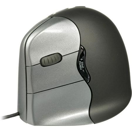 Evoluent VM4L Vertical Mouse 4 Left Handed Wired