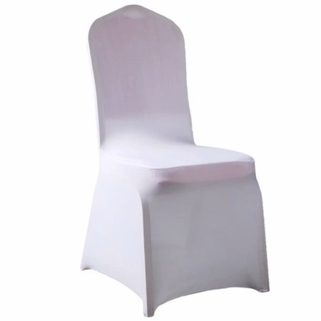 Pleasing Clearance 50Pcs Elastic Polyester Spandex Chair Covers White Walmart Com Gmtry Best Dining Table And Chair Ideas Images Gmtryco