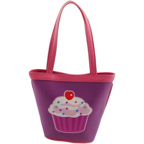 Purple Cupcake Tote