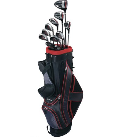 Top Flite Xl 13 Pc Men Complete Golf Set W Bag Rh Senior