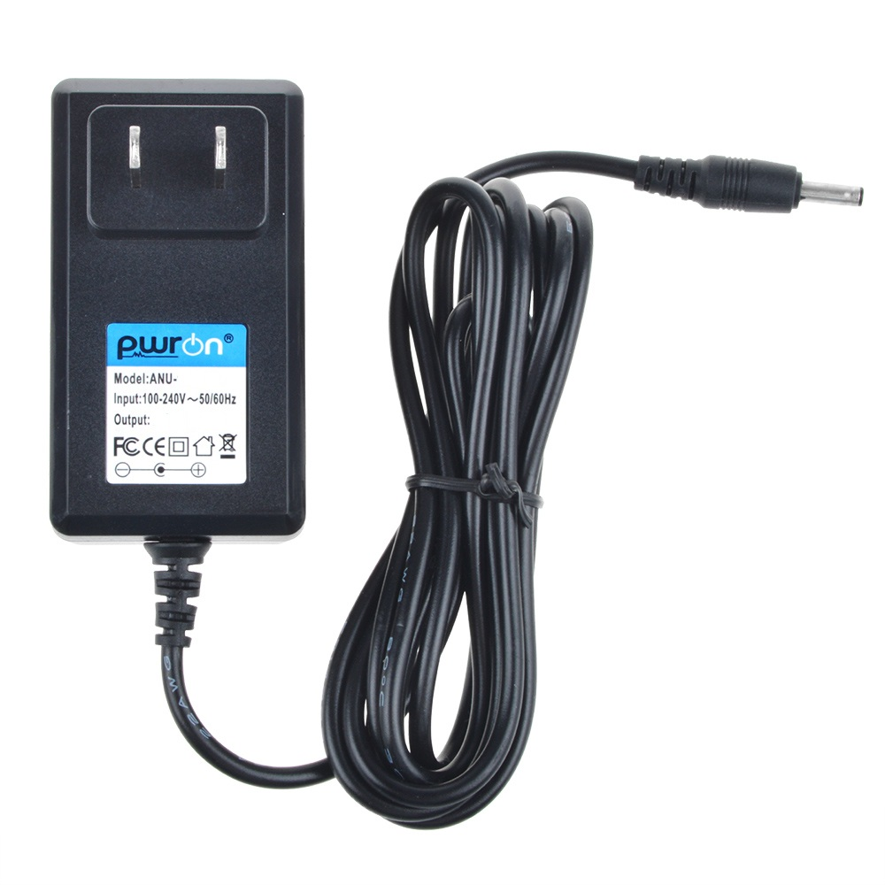 PwrON 6.6 FT Long 12V 2A AC to DC Power Adapter Charger For D-Link DIR-655 DIR-825 Gigabit Router