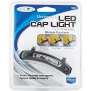 Custom Accessories Mechanic's LED Cap Clip-On Light 10800