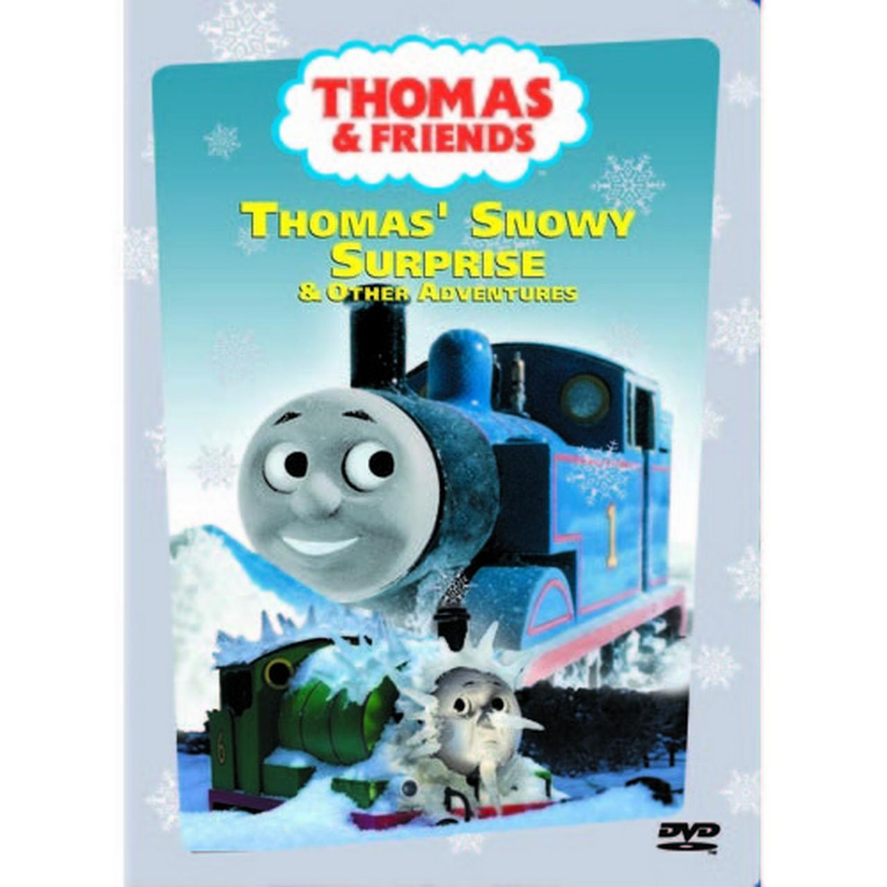 Thomas & Friends: Snowy Surprise And Other Adventures (Full Frame)