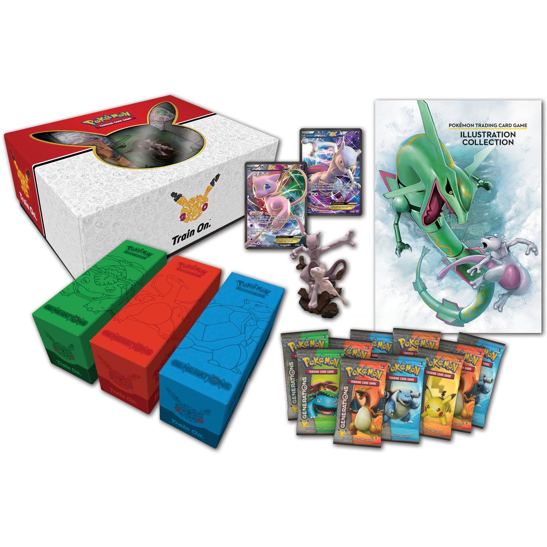 Pokemon Mew and Mewtwo Super Premium Collection Box by Pokemon