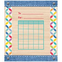 STUDENT INCENTIVE CHART UPCYCLE STYLE