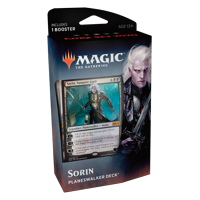 Magic: The Gathering Core Set 2020 Planeswalker Deck- Sorin (Black Deck)