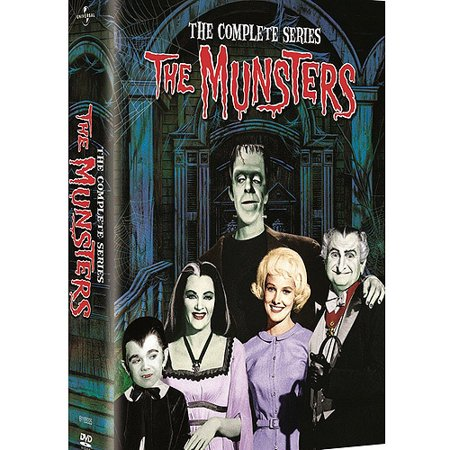 The Munsters: The Complete Series (Full Frame)