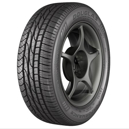 Douglas Performance Tire 225/55R17 97V SL (Best Place To Fix A Flat Tire)