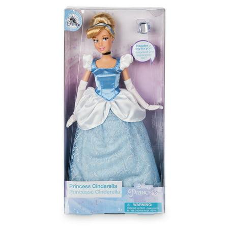 Disney Princess Cinderella Classic Doll with Ring New with - Baby Princess Cinderella