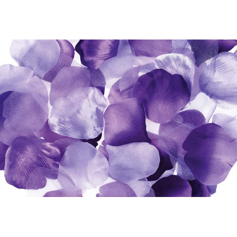 Victoria Lynn Loose Rose Petals - Purple - 300 pcs
