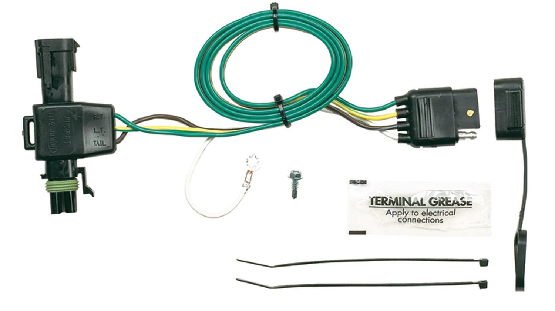 Hopkins Mfg 41115 Oem Series Trailer Wiring Connector Plugs
