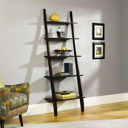 Sauder Grand Lake Ladder Bookcase