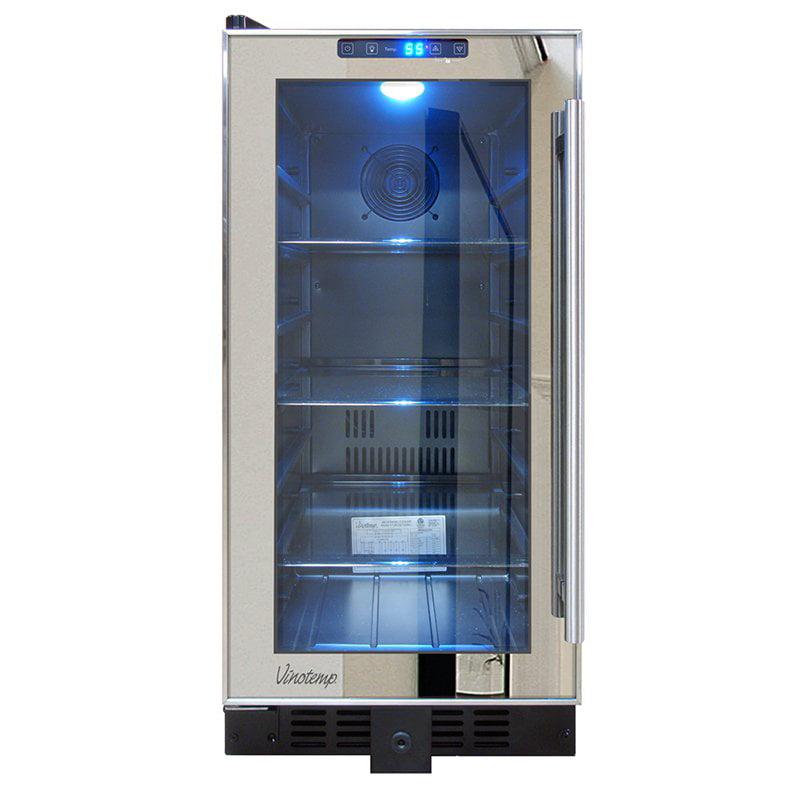 Vinotemp VT-32 Mirrored Beverage Cooler