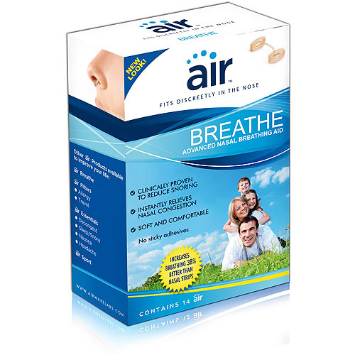 "Image of air"" Breathe - Advanced Nasal Breathing Aid to Increase Airflow, 14 ct"