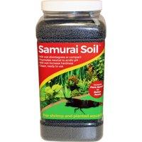 Caribsea Inc-Samurai Soil- Black 9 Lb