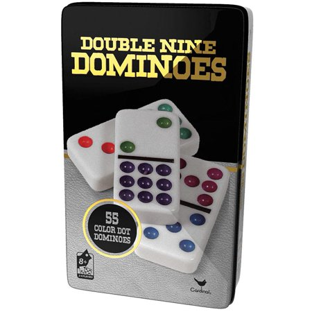 Collectors Dominoes Double 9 (Double 12 Professional Domino)