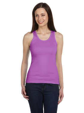 028af2bfe76f2 Product Image Bella 4000 Tank Top Women s Junior Fit Sleeveless 2x1 Rib