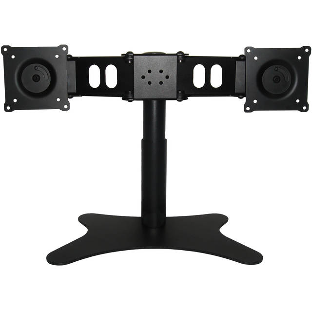 DoubleSight Displays DS-219STB Dual Monitor Flex Stand fo...